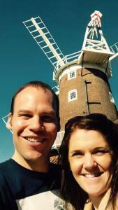 Sam and I windmill