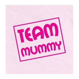 team-mummy-baby-t-shirt