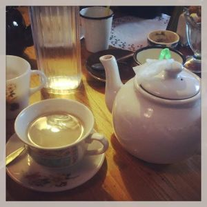 Tea biddies
