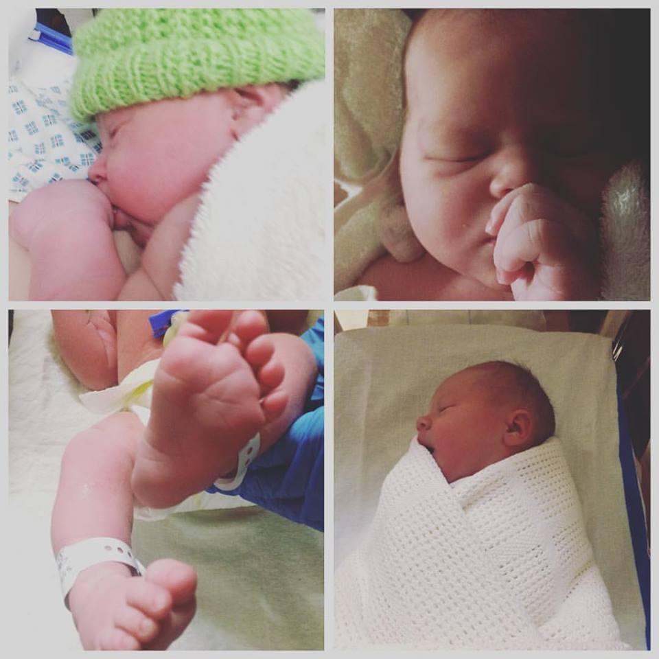 Newborn Josh