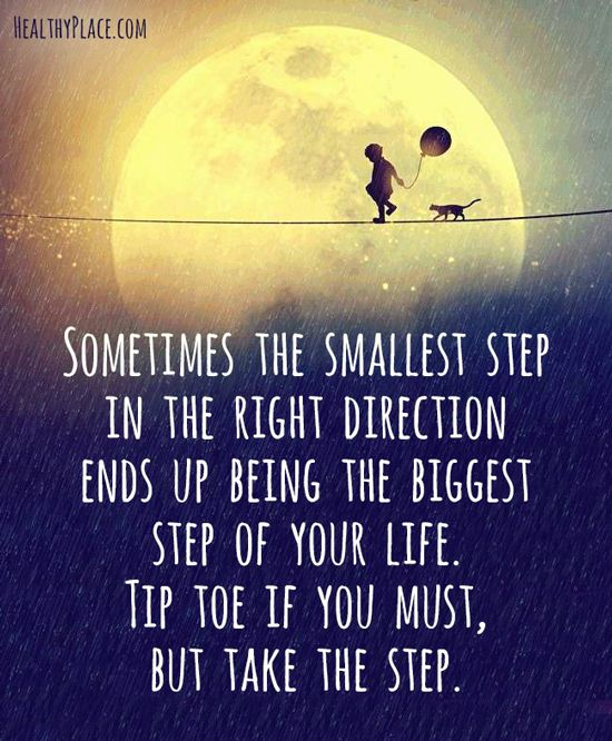 small step