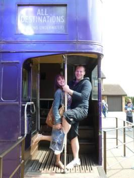 HP bus
