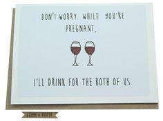 I'll drink