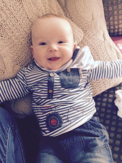 Josh smiley 5 months