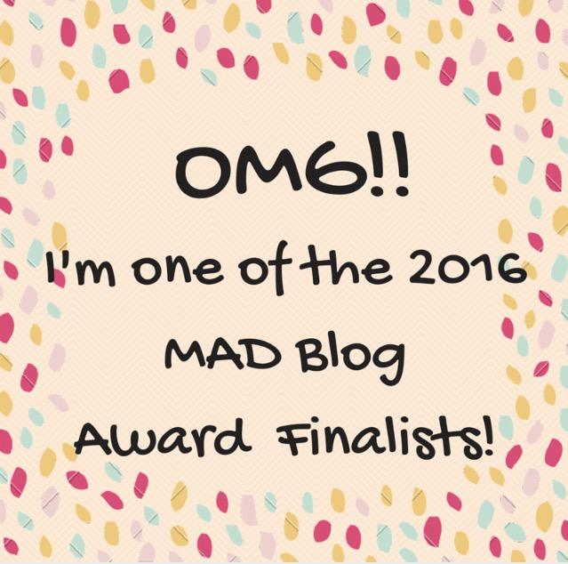 MAD Blog Finalist